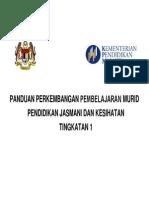 Pppm Pendidikan Jasmani Dan Kesihatan Tingkatan 1