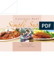 Canadian Beef Simple