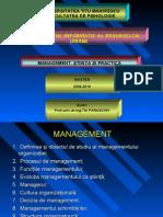 Cursul 2 Management