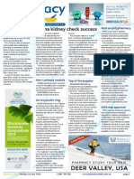 Pharmacy Daily for Tue 01 Jul 2014 - Sigma kidney check success, Continued dispensing guide, CHC cites AIHW report, Guild Update and much more