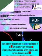 Diccionario de Tercer Periodo