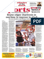 Charlevoix County News - Section B - February 20, 2014
