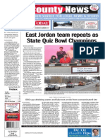 Charlevoix County News - March 27, 2014