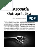 Ee 34 Osteopatia Quiropractica