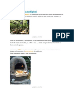 9casa Ecologiaca en Guadua