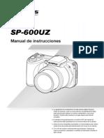 SP-600UZ Manual de Instrucciones ES