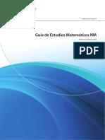 Estudios Matematicos Nm