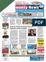 Charlevoix County News - June 19, 2014