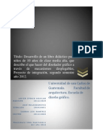 Proyecto de Integracion Informe Escrito Tortola