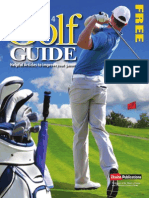 Golfing Guide - 2014