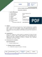 Sílabo de Caminosi-Ing. Civil-2014 i Sjl