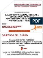 Sesión 3 Auditoria 5 Horas Salud Ocup