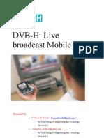 DVB-H.paperpresentation