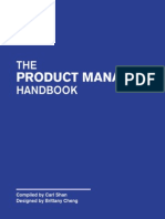 The Product Manager Handbook
