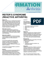 Reiters Syndrome