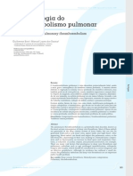 Artigo - Fisiopatologia Do TEP