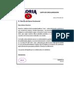 Cartas de Circularizacion