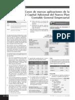 Casos Practicos Capital Adicional