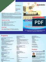 Curso Tecnologia Quesera 2014