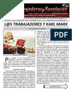 Trabajadores y Revolución #12