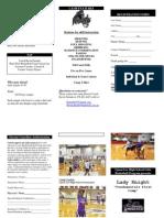 Lady Knight Basketball Camp 2014