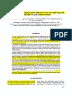 James Et Al., 1992 - Modem Carbonate and Terrig Sediments, Cool Water, High Energy, Shelf, Australia