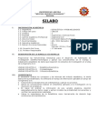 Silabo Por Competencias Estadistica (Propuesta)