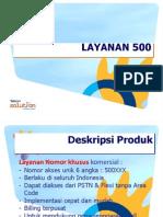 Produk Knowledge TelkomCall 500
