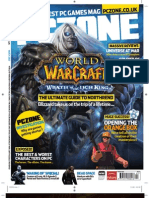 PC Zone - Issue 191 - WoW Cover Feature