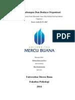 PIO_Pengembangan Dan Budaya Organisasi - Cimut