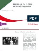 Presentación Rs Lindley 2013-Desay Perú 2021
