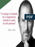 Frases emprendedores- Steve Jobs.pptx