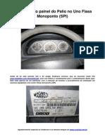 Instalação do painel completo do Palio no Uno Fiasa Monoponto.pdf