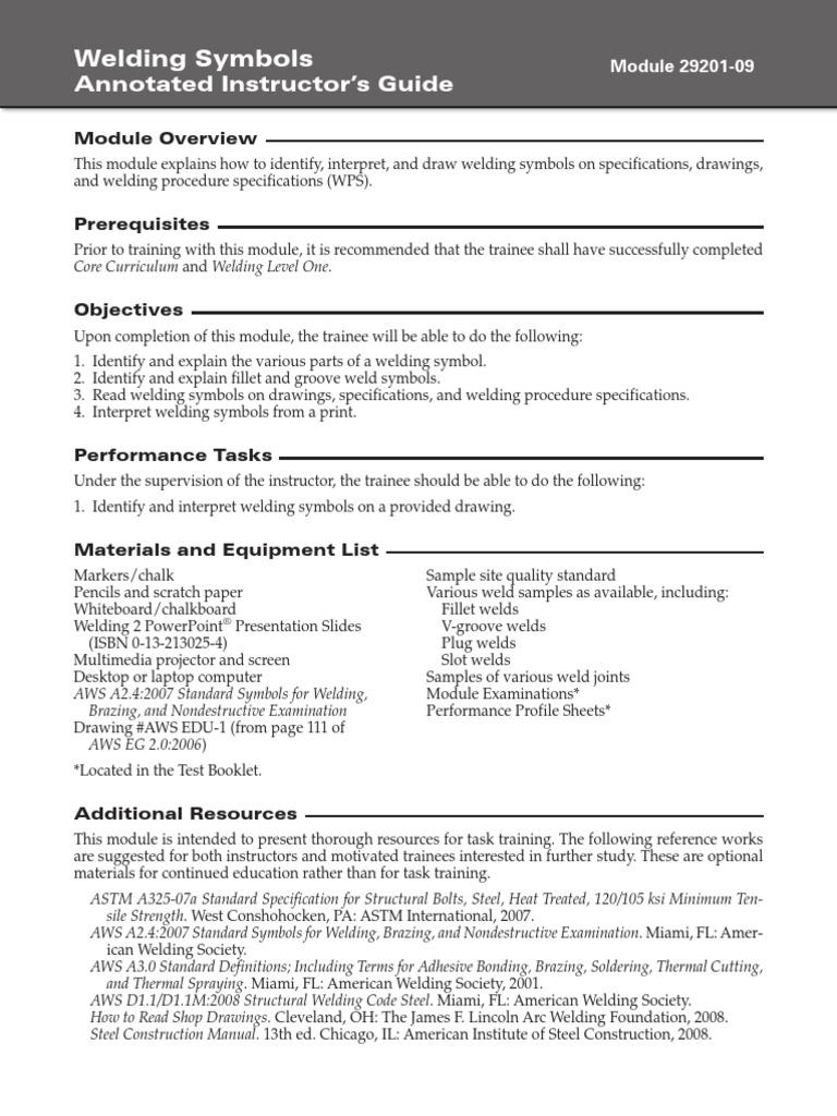 Welding l2 2009 courseplanning welding metalworking biocorpaavc Images