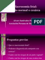09 Macrosomia Fetal
