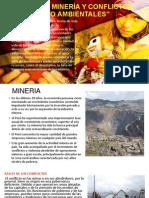 Pobreza, Minería y Conflictos Socio Ambientales