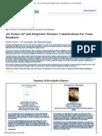 Acidente AF447_relatório e Conclusão
