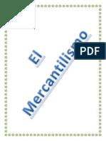 El Mercantilismo Ucv