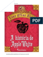 A Historia de Apple White