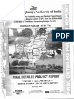 Dindigul Bypass to Samyanallore on Nh 7 in the State of Tamil Nadu Vol - II (a)