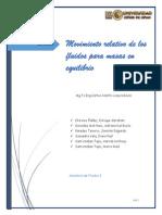 Mecanica de Fluidos I Movimiento Relativo de Los Fluidos (1) (1)