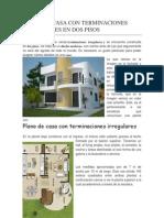 PLANO DE CASA CON TERMINACIONES IRREGULARES EN DOS PISOS.docx