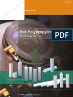 Pall Filter Selection Guide