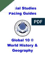 ss grade 10 pacing guide