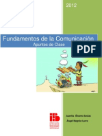 Fundamentos Comunicaci Oacute;n Apuntes de Clase 2014