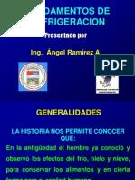 PRESENTACION REFRIGERACIÓN
