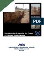Report on the Rehabilitation Project in Raniganj Coalfield Area