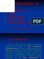 Construccion II-cap IV - Cimentaciones(r2)