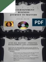 Dee's Mastery Journey
