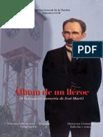 Diógenes Céspedes Ed. - José Martí, Album_de_un_héroe